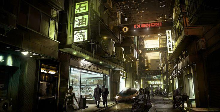 Cyberpunk, Deus Ex: Human Revolution