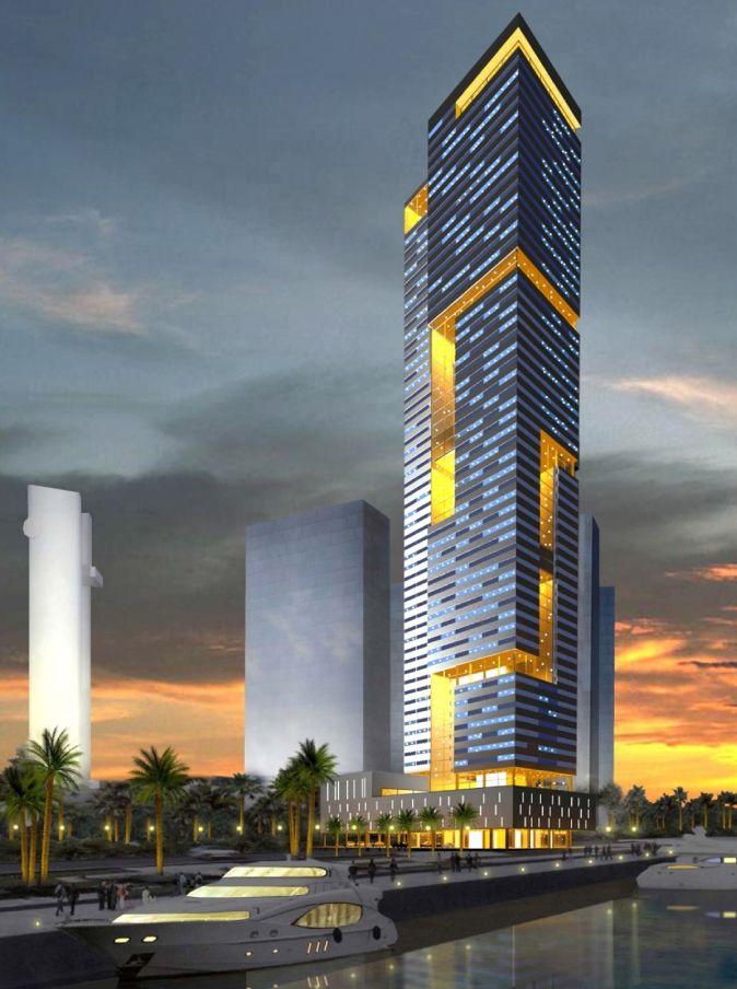 JW Marriott Manama, Bahrain Hotel, in the Kingdom of Bahrain