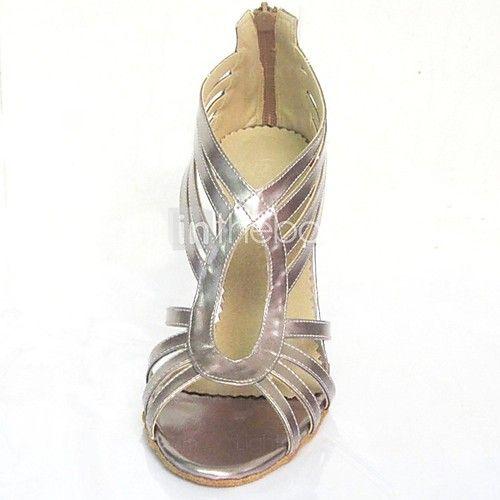 De Latijnse vrouwen sandalen naaldhak rits dansschoenen (meer kleuren) | LightInTheBox
