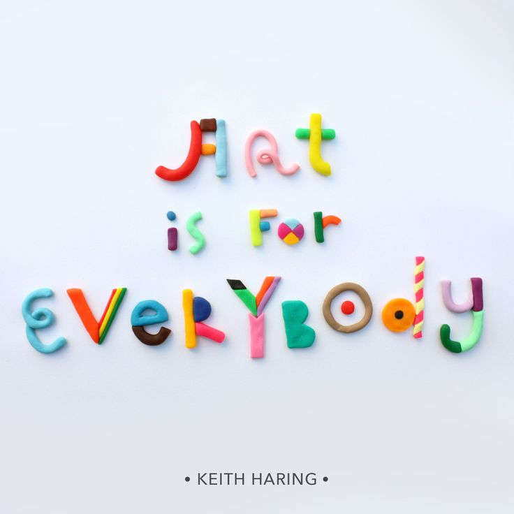 """""""Art is for everybody."""" (Keith Haring) // 5 Design Quotes by John Waters, Keith Haring, Miyazaki + More 