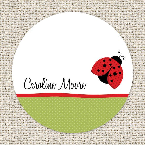 Personalized Gift Enclosure Cards & Custom Kids Gift Tags