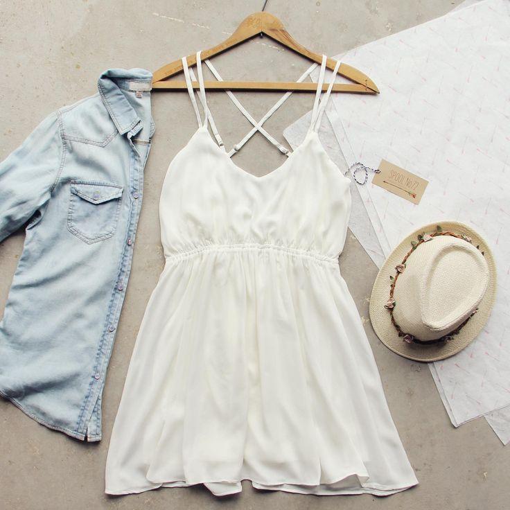 The Napa Dress: Alternate View #1