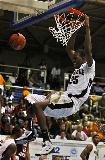 JaJuan Johnson, NBA, Purdue