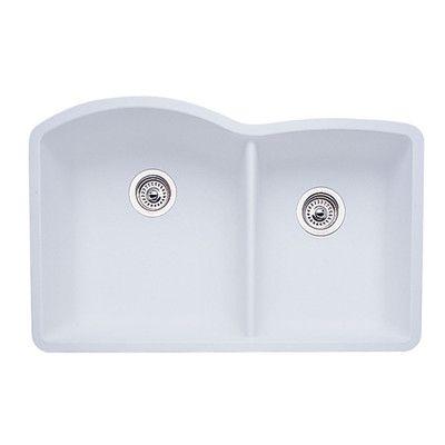 White Undermount Kitchen Sink best 25+ white undermount kitchen sink ideas on pinterest