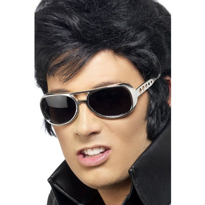 Let's Party With Balloons - Elvis Glasses Silver, $8.00 (http://www.letspartywithballoons.com.au/elvis-glasses-silver/)