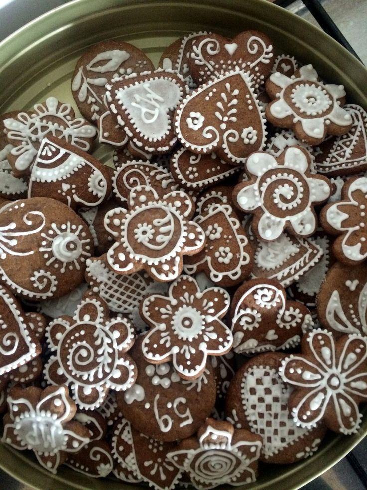 Home made Ginger bread biscuits