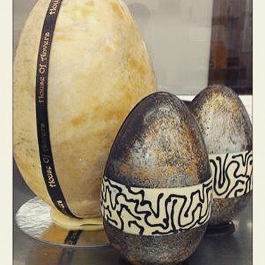 Easter egg works of art @ House of Anvers #cradletocoasttastingtrail #chocolate #easter #houseofanvers