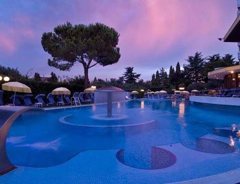 #Hotel Esplanade Tergesteo ***** Montegrotto #Terme #Padova | Scopri l'offerta 2 giorni x2 in Camera Deluxe + #Spa a 129€ su it.groupalia.com/offerte-viaggi