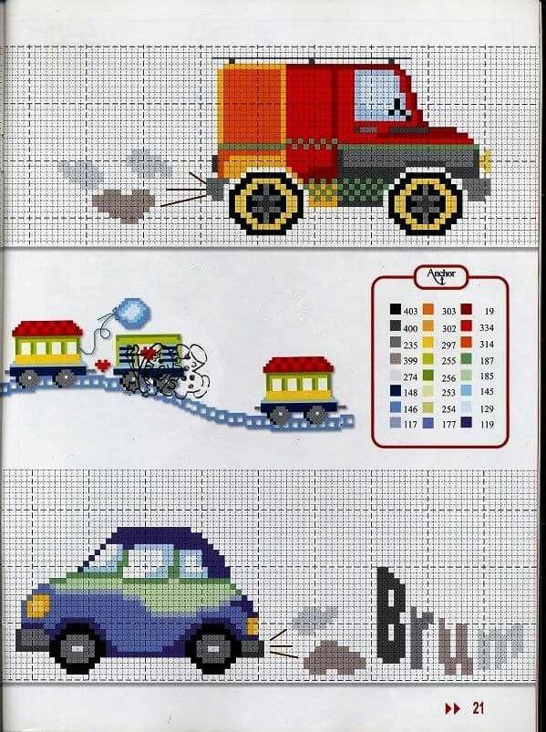 Camion e macchinina