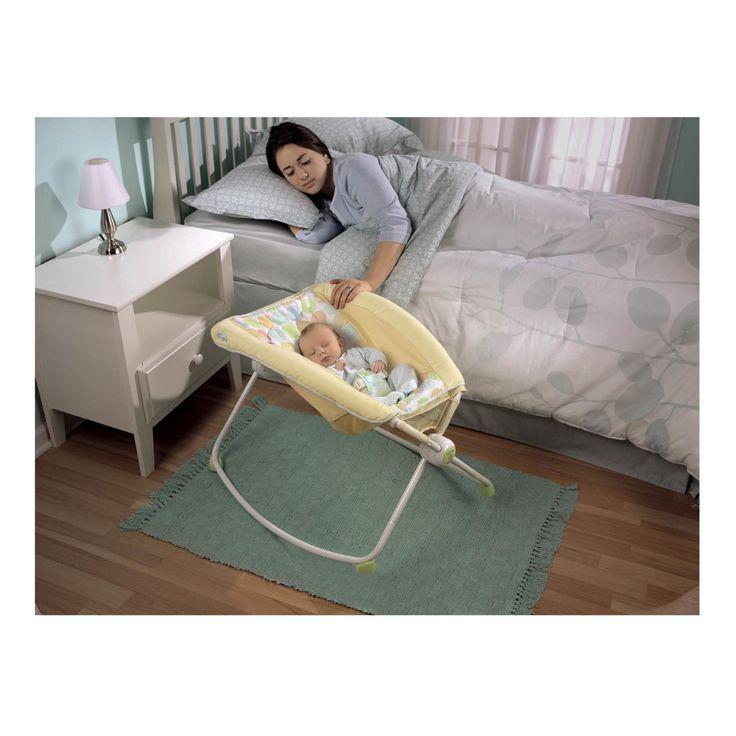 Fisher-Price Newborn Rock 'n Play Sleeper, Yellow: Baby   Baby Hammocks   Pinterest   Fisher ...