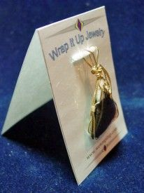 Tutorial for making your own jewelry tags.