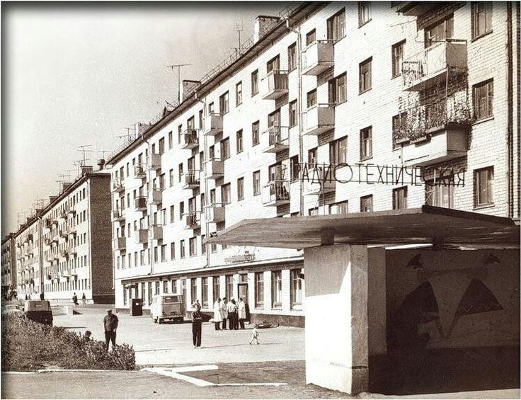 Мой дом 1973 года.. Меня ещё нет...))
