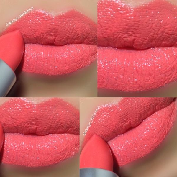 Summer lipstick - vegas volt by MAC