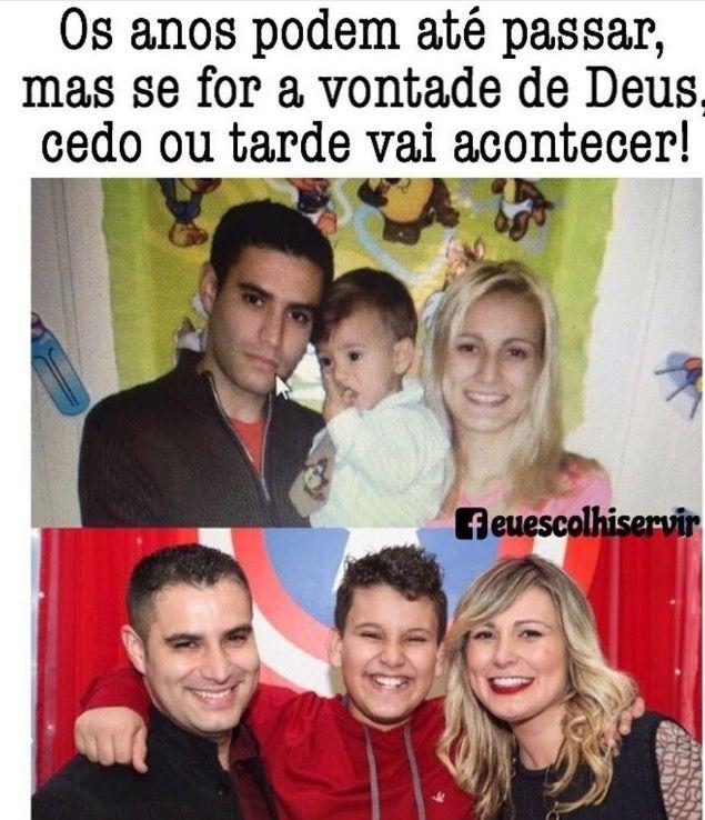 Andressa Urach se separa de Tiago Costa, PAI de seu filho.