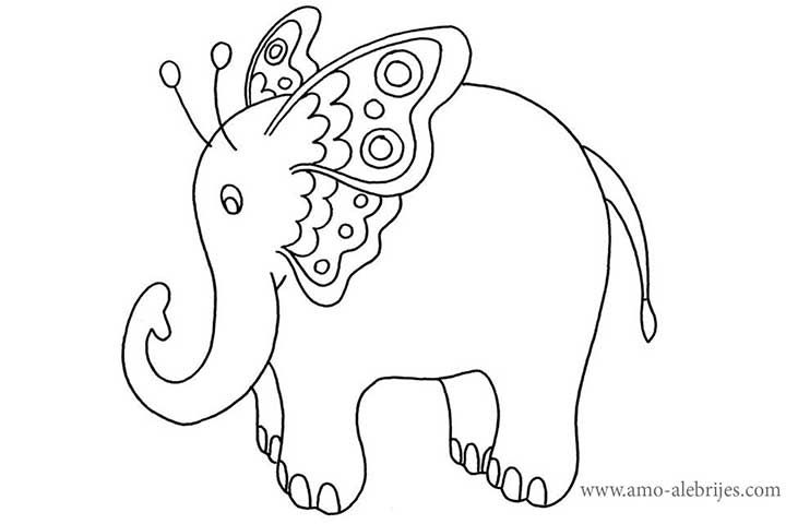 It is a picture of Effortless Alebrijes Coloring Pages