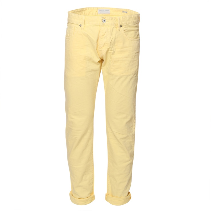 Scotch & Soda Yellow Pants