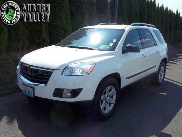 2008 SATURN OUTLOOK XE Auburn WA Vehicles, Weird cars