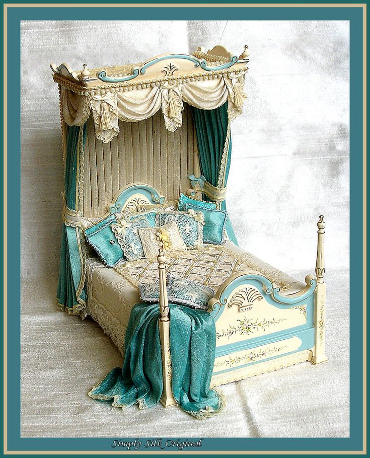 dressedbeds - SIMPLY SILK MINIATURES