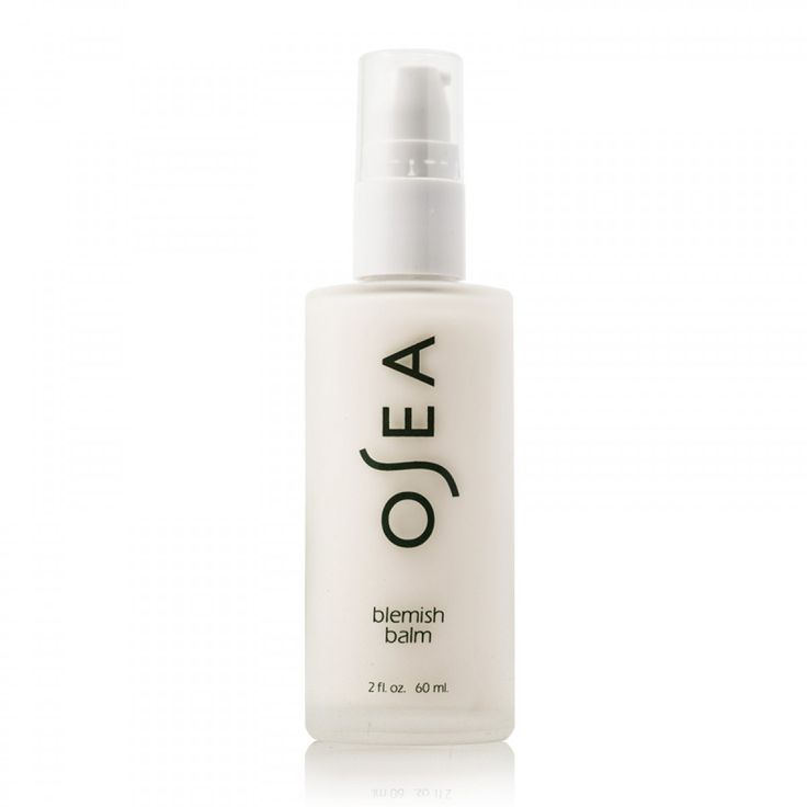 OSEA Vegan, Blemish Balm - I'm in LOVE with this moisturizer right now! - Ruthie