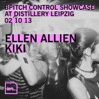 Kiki @ Distillery Leipzig 02.10.13 part 1 by Kiki (Official} on SoundCloud