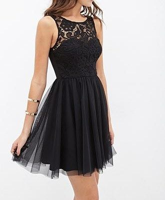 Charming Prom Dress,Tulle Homecoming Dresses,Black Prom Dress,Short Prom