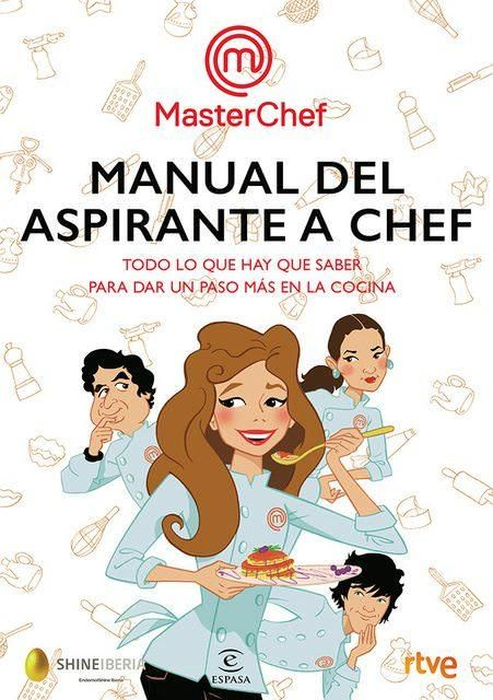 descargar manual del aspirante a chef pdf