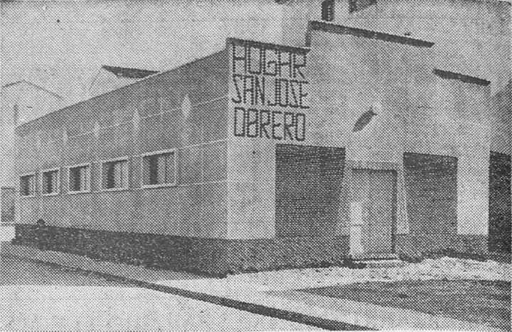 Hogar San Jose Obrero Zaidin 1967 San Jose Obrero Fotos