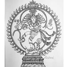 Image result for shiva as lord of dance (nataraja) tattoo