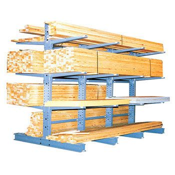 Cantilever Racks from Warehouse1