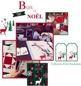 deocration noel / christmas / recette noel / box noel / DIY CHRISTMAS