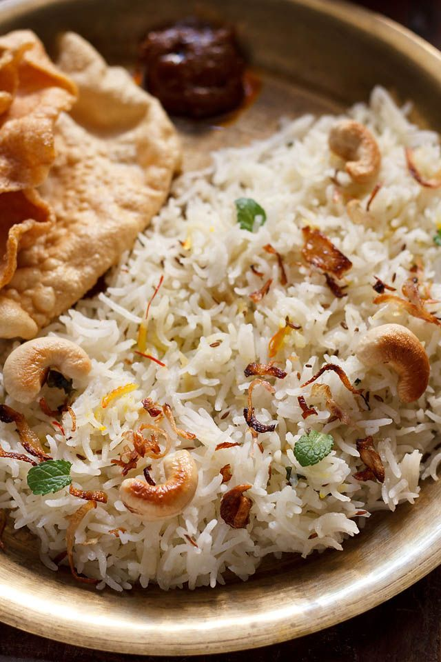 Biryani by vegrecipesofindia #Rice #Biryani | Sitara India is a North and South Indian Cuisine Restaurant located in Layton, UT! We always provide only the highest quality and freshest products, made from the best ingredients! Visit our website www.sitaraindia.com or call (801) 217-3679 for more information!