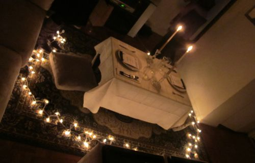 images of romantic dinner table settings | Beauty and the Feast Blog: Beauty Tips, Make Up Reviews, Interviews ...