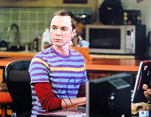 Jim Parsons Signed Autographed 11X14 Photo Big Bang Theory Sheldon GV793761 @ niftywarehouse.com #NiftyWarehouse #BigBangTheory #TV #Show #BigBangTheoryShow #BigBangTheoryTVShow #Comedy
