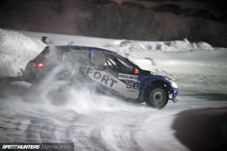 The final of the 2014-15 Trophée Andros ice racing series in France, held at the Super Besse ski station in the Massif Central, Auvergneregion