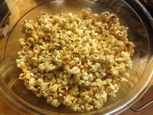 Popcorn wie im Kino!