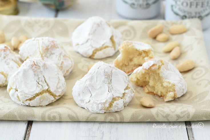 I biscotti senza farina e senza burro con una ricetta velocissima sono perfetti da regalare basta disporli in una scatola ed impacchettarli