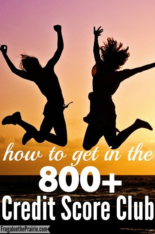 Looking for ways to build your credit score? Check out these tips on how to get in the 800 Credit Score Club.