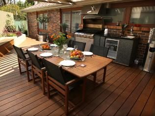 definately want to do decking