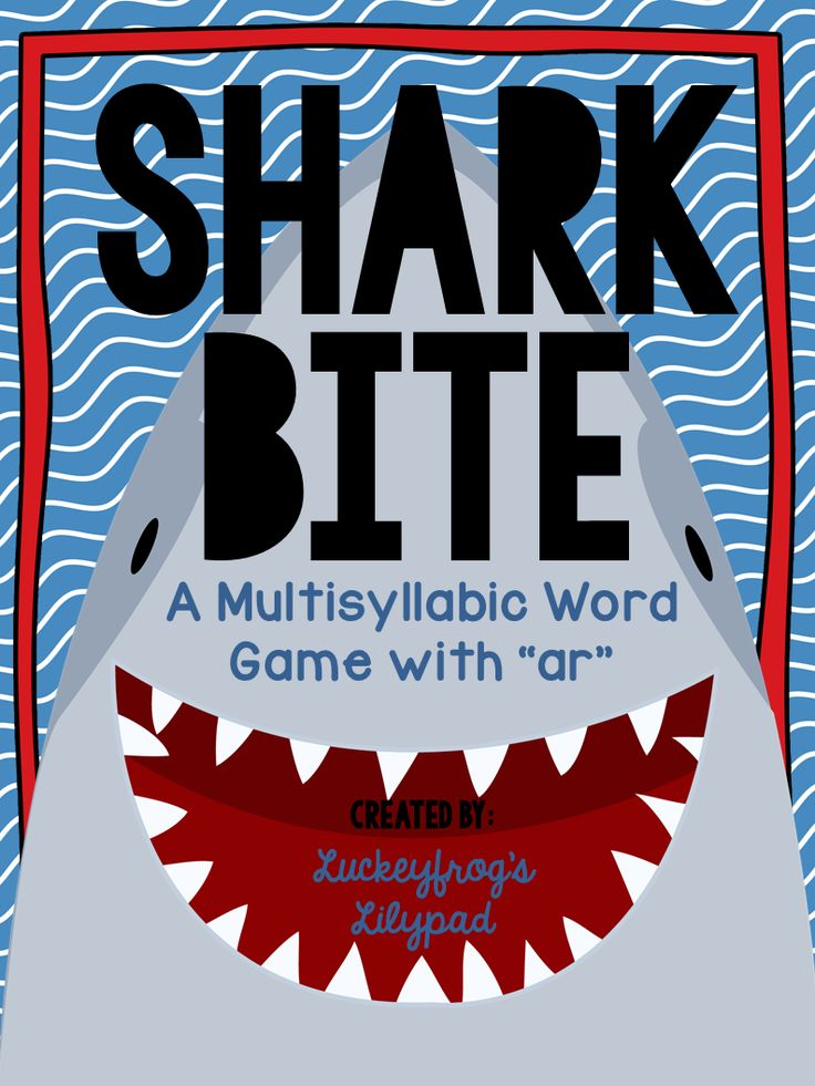 word shark for kids games