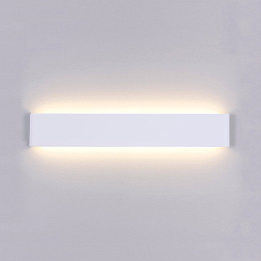 Liqoo 20W LED Wandleuchte Wandlampe Badlampe AC 85V 265V Inkl. LED Trafo  Wasserdicht IP44