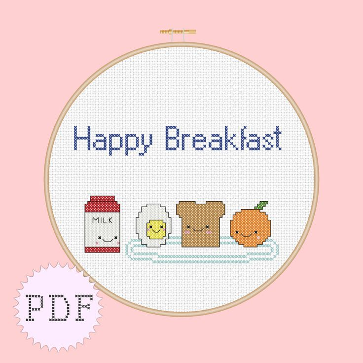 INSTANT DOWNLOAD Counted cross stitch di DisorderlyStitches
