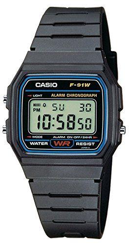 Reloj Casio para Hombre F-91W-1XY #Reloj #Casio #para #Hombre