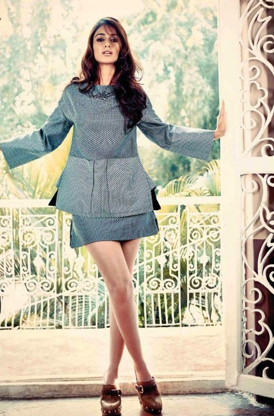 Ileana D'Cruz is looking irresistibly good in a new photoshoot for a fashion glossy. #Style #Bollywood #Fashion #Beauty