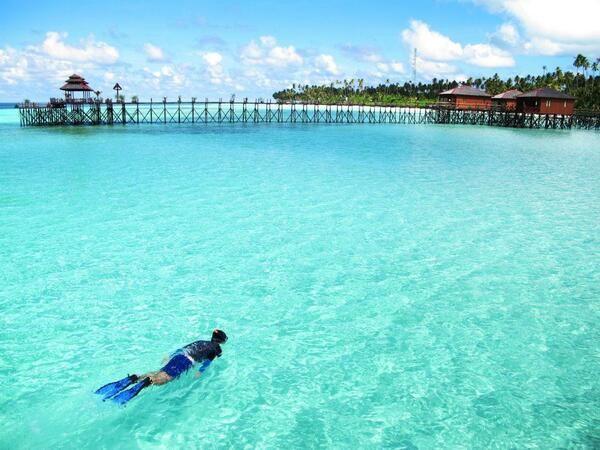 Derawan, Maratua Island - Indonesia