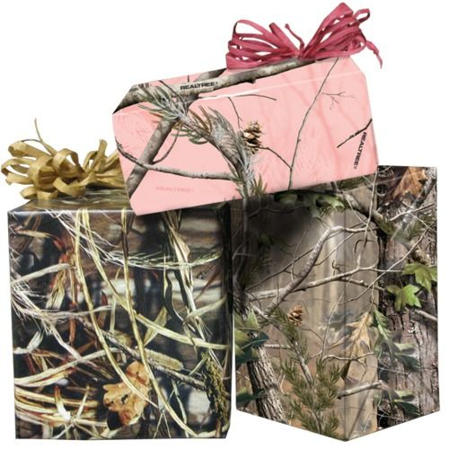 Can my presents be wrapped in this?!?!