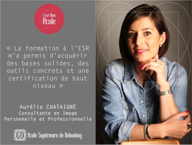 Interview de l'Ecole Supérieure de Relooking PARIS