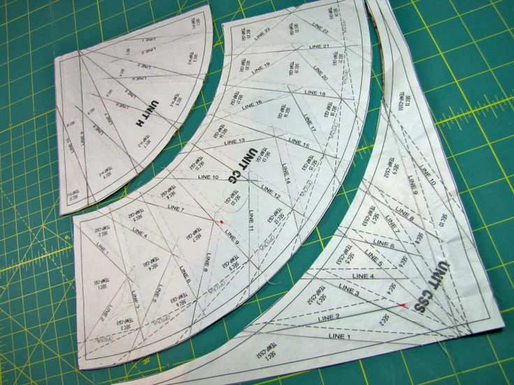 paper piecing quilting - Google Search