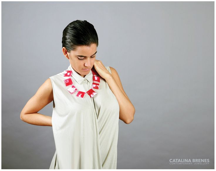 New work for Sieraad 2013. Catalina Brenes / Contemporary Jewellery.