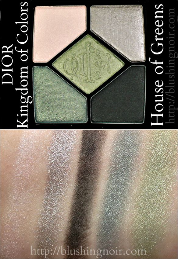 Dior Kingdom of Colors Collection Swatches, Review + FOTD