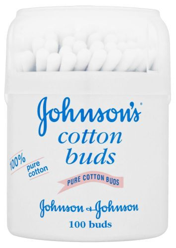 #Johnsons Baby Cotton Buds Pack of 100